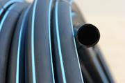Труба полиэтиленовая  ПЭ из ПНД,  труба напорная ПЭ-80 и ПЭ-100