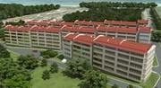 Продам квартиру на берегу моря в г.Севастополе не дорого.