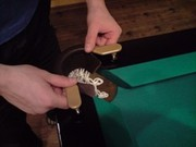 Перетяжка,  ремонт бильярдных столов