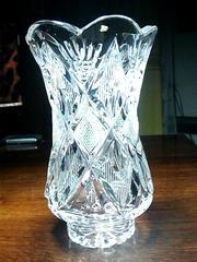 Продается ваза- хрусталь