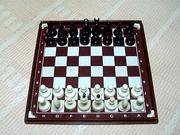 Продаются шахматы дорожные на магнитах