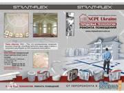 Ленты и уголки,  заплатки для гипсокартона- Strait-Flex Украина