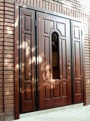 двери металлические бронированные стандартные и под заказ
