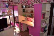 Шкафы купе,  кухни,  встроенная мебель на заказ в г.Сумы.