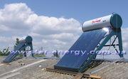 солнечные водонагреватели ТМ Стар Энержи для баз отдыха