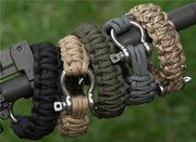 Продам браслеты выживания из Паракорда (Paracord-550). Плетем подзаказ