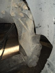кронштейн крепления полурессоры Renault Magnum 440