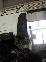 воздухозаборник Рено Премиум 420 DCI
