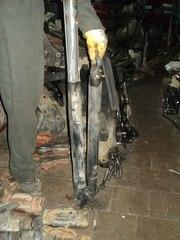 цилиндр подъёма кабины DAF CF