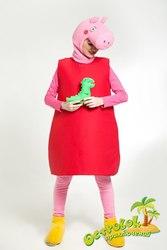 Детский День Рождения со Свинкой Пеппой