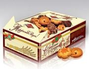 Упаковка печенья в Польше