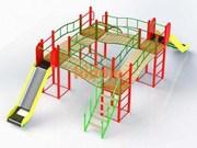 Игровые комплексы и детские площадки'
