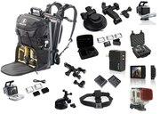 Недорогие аксессуары и крепления  к экшн камерам