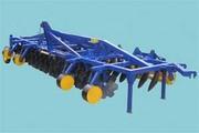 Агрегат почвообрабатывающий навесной дисковый АГД-5, 6