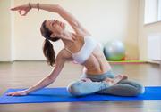 тренер по йоге,
