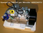 Компрессор 7SBU16C для кондиционера Mercedes-Benz Actros,  Axor,  Actros