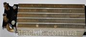 Радиатор отопителя фронтальный /лобового стекла/ E2-E3 / Индия/ AS.