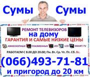 Телемастер, Ремонт телевизора Led, Lcd, Ж-К, плазменных, smart-tv, кинескопн