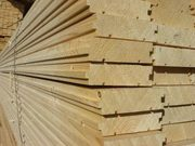 Деревянная шпунтованная доска пола в Сумах