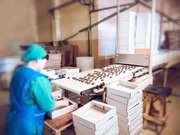 Рабочие на кондитерскую фабрику в Австрии