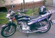 Продам мотоцикл JBW 125-10
